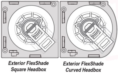 Exterior FlexShades Upgrade