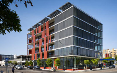 Five Innovative Projects Using Solar Control
