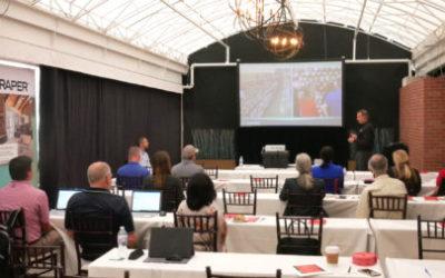 Draper, Mermet Combine for Window Shade Training Program
