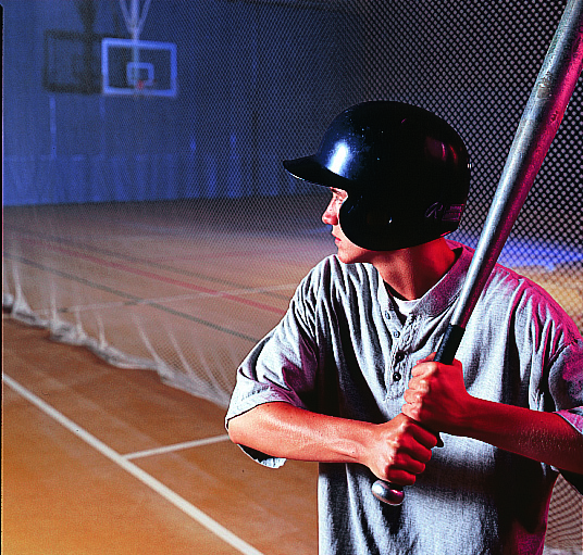 Four Reasons Your Gym Needs a Practice Cage