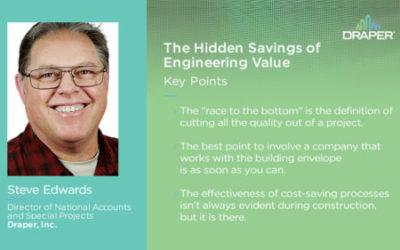 The Hidden Savings of Engineering Value