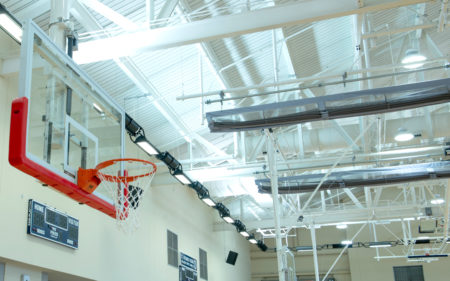 Custom Gym Equipment Creates Multipurpose Sports Center