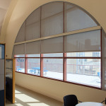 Custom Window Shade Panels