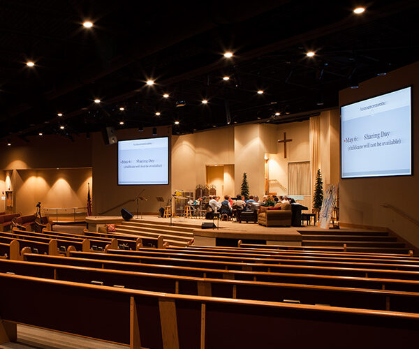 First Baptist Church Draper Solutions For Houses Of Worship
